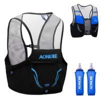 TRIWONDER Hydration Vest 2.5L Trail Running Backpack Hydration Pack Marathon Vest