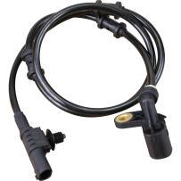 AIP Electronics ABS Anti-Lock Brake Wheel Speed Sensor Compatible Replacement For 1998-2003 Mercedes-Benz Front Left Driver Oem Fit ABS268