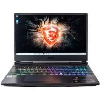 "CUK MSI GP65 Leopard Gaming Laptop (Intel Core i7-10750H, 32GB RAM, 512GB NVMe SSD + 1TB HDD, NVIDIA GeForce RTX 2070, 15.6"" Full HD 144Hz 3ms, Windows 10 Home) Gamer Notebook Computer"