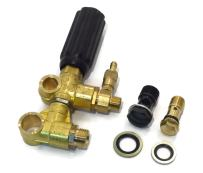 AR Annovi Reverberi AR20400 Pressure Washer Unloader, Brass