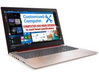 "Lenovo IdeaPad 330 15.6"" HD Notebook, Intel Dual-Core i3-8130U Upto 3.4GHz, 8GB DDR4, 256GB SSD, HDMI, USB Type-C, Card Reader, WiFi, Bluetooth, Windows 10 Professional 64Bit"