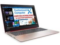 "Lenovo IdeaPad 330 15.6"" HD Notebook, Intel Dual-Core i3-8130U Upto 3.4GHz, 8GB DDR4, 512GB SSD, HDMI, USB Type-C, Card Reader, WiFi, Bluetooth, Windows 10 Professional 64Bit"
