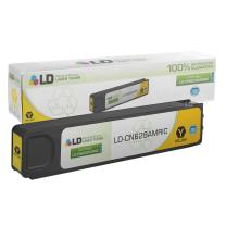 LD Remanufactured Ink Cartridge Replacements for HP 971XL CN628AM High Yield (Yellow)