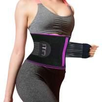 JITIFI Waist Trainer Corset Weight Loss Sport Slimming Body Shaper Long Torso