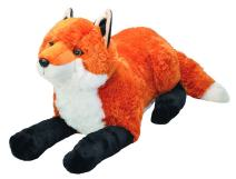 "Wild Republic Jumbo Fox Plush, Giant Stuffed Animal, Plush Toy, Gifts for Kids, 30"", Multi (19315)"