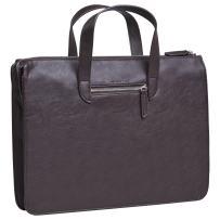"Laptop Handbag 13.3 Inch Briefcase - Designer laptop carrying case laptop bags for men, stylish Business Bag travel Computer bags For 13"" Laptop, Macbook, Tablet, Notebook bookbag, HP Case - Brown"