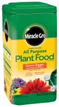 Miracle-Gro Water Soluble All Purpose Plant Food, 5 lb.