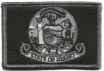 Tactical State Patch - Idaho