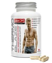 Adrian James Nutrition - Thermoblaze Thermogenic Fat Burner for Men & Women, Weight Loss Diet Pills, Premium Grade, Quality Assured, Natural Ingredients, 90 Capsules
