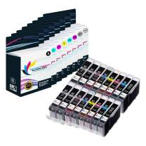 Smart Print Supplies Compatible CLI-42 CLI42 Ink Cartridge Replacement for Canon Pixma PRO-100 Printers (Black, Cyan, Magenta, Yellow, Photo Cyan, Photo Magenta, Gray, Light Gray)- 16 Pack