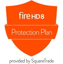 1-Year Accident Protection for Fire HD 8 Tablet (2017 release)