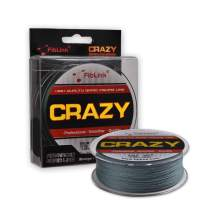 Fiblink Braided Fishing Line 5 Colors Available 300 Yards 500 Yards Braided Line 10Lb-80Lb Super Power 4 Strands Braid Fishing Line