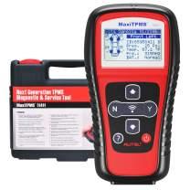 Autel TPMS Relearn Tool MaxiTPMS TS401, Ideal TPMS Tool for TPMS Reset, Sensor Activation, Program for MX-2in1MX-Sensor 433/315
