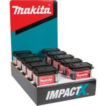 Makita A-97302-10 Impactx 2 Phillips 1″ Insert Bit, 10 x 25 Pack, Display