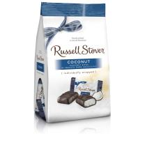 Russell Stover Dark Chocolate, Coconut Favorites, 6 Ounce, 6 Count