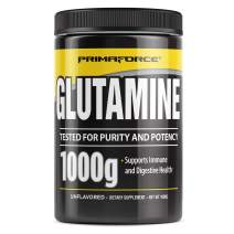 Primaforce Supplement, L-Glutamine Powder- Speed Muscle Recovery, Support Intestinal Health, Enhance Immunity - 1000 Gram
