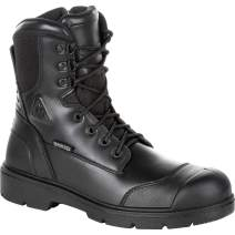 Rocky Pursuit Steel Toe Waterproof Public Service Boot