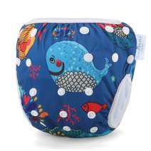 Storeofbaby Baby Modern Design Swim Diaper Reusable Adjustable Infant 0 3 Years