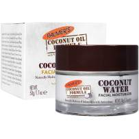 Palmer's Coconut Oil Formula Coconut Water Face Moisturizer   Naturally Hydrates & Infuses Skin with Antioxidants   1.7 Ounce Jar