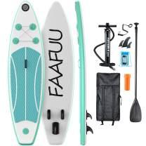 FaaFuu Inflatable Stand Up Paddle Board