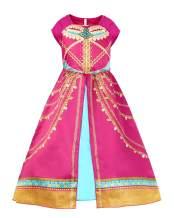 JiaDuo Girls Princess Costume Toddler Halloween Party Dress Up