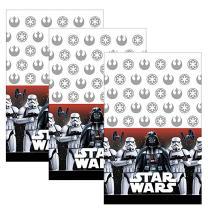 American Greetings Star Wars Plastic Table Cover (Pack of 3)