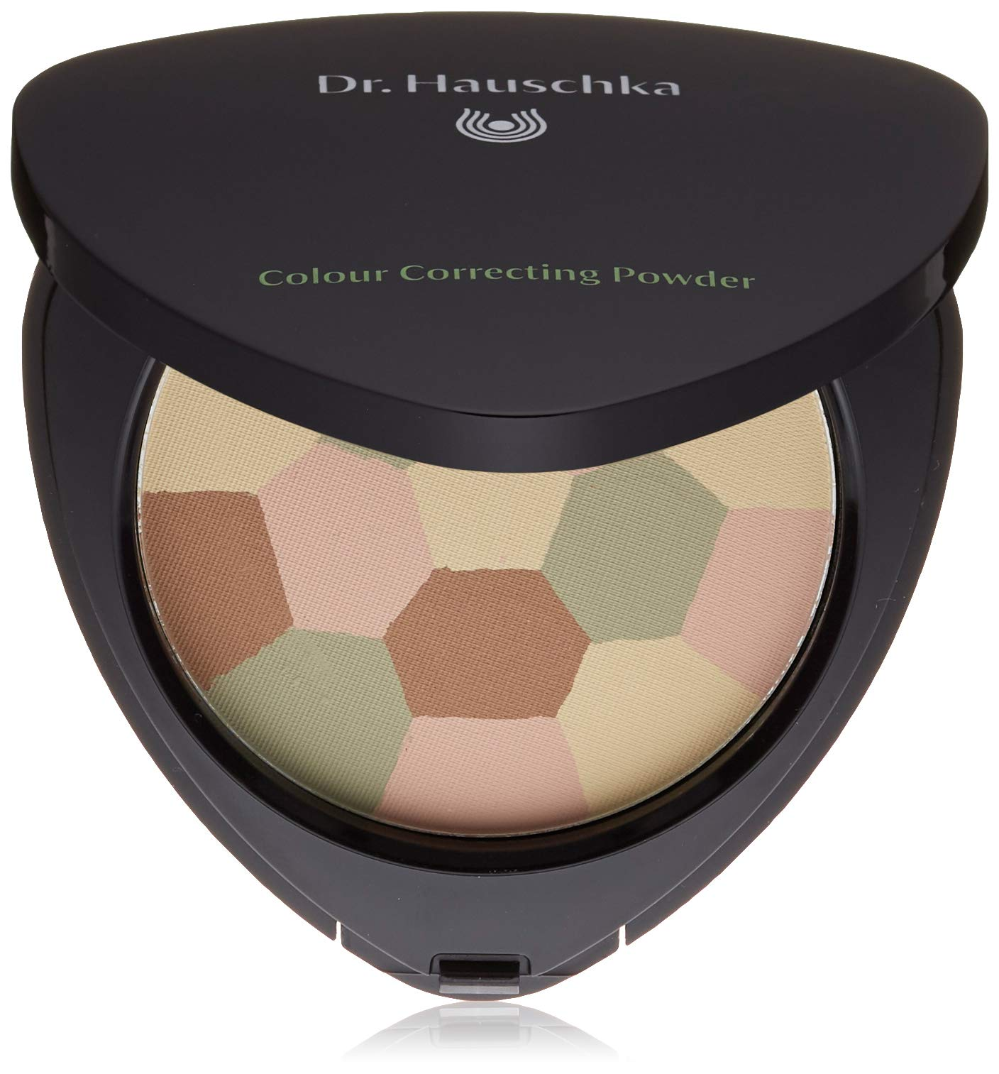 Colour Correcting Powder 00, Dr. Hauschka, Highlights and Evens Skin Tone, Translucent, 0.28 oz