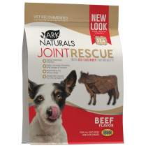Ark Naturals Sea Mobility Joint Rescue Dog Treats, Joint Supplement with Glucosamine & Chondroitin