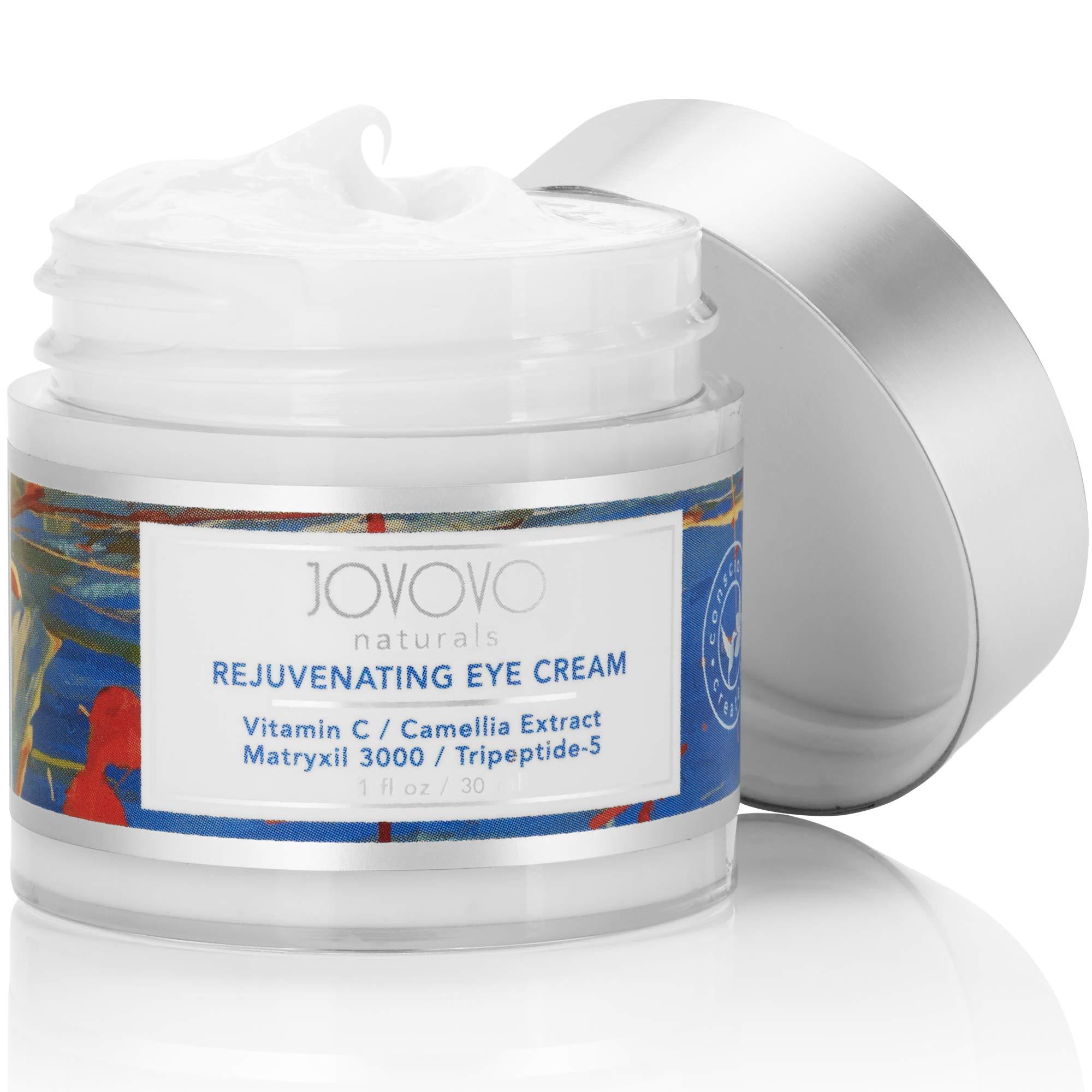 Eye Cream with Eye Treatment and Organic Anti-Aging Skin Care