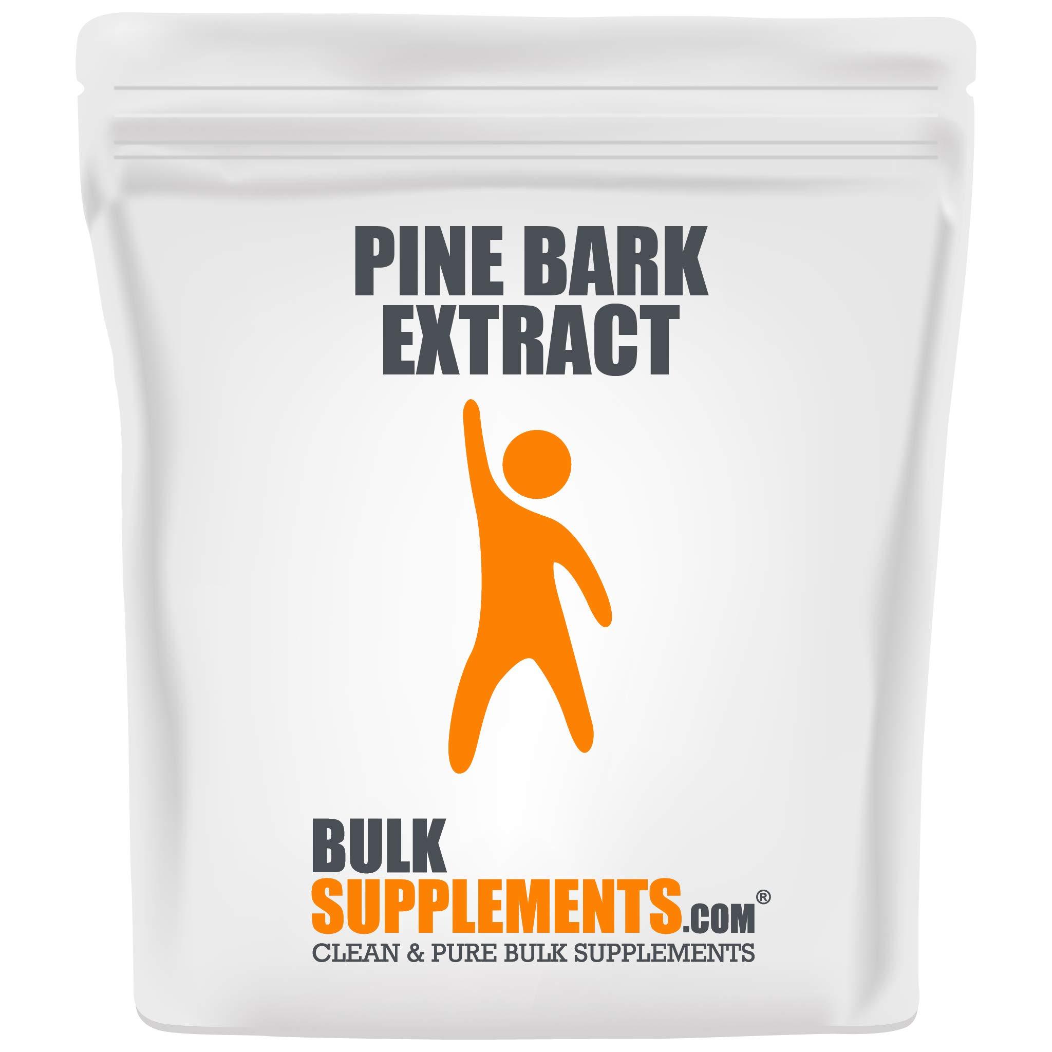 BulkSupplements Pine Bark Extract Powder (100 Grams)
