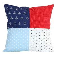 """Soft Cotton Nursery Throw Pillow Cover by ULLENBOOM 