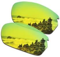 SmartVLT Men's Replacement Lenses for Oakley Carbon Shift OO9302 Sunglass - More Options
