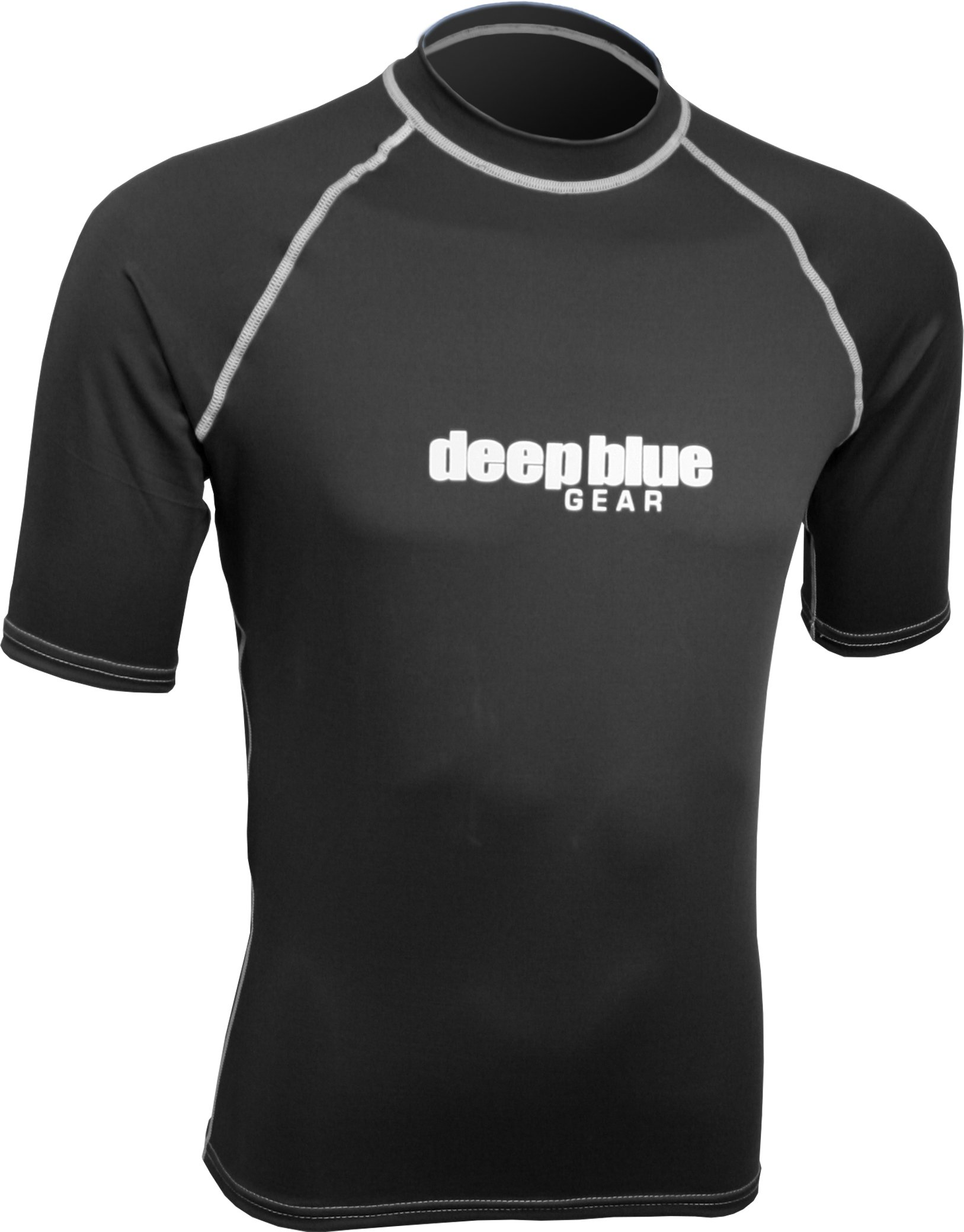 Deep Blue Gear Men's Short Sleeve Rashguard