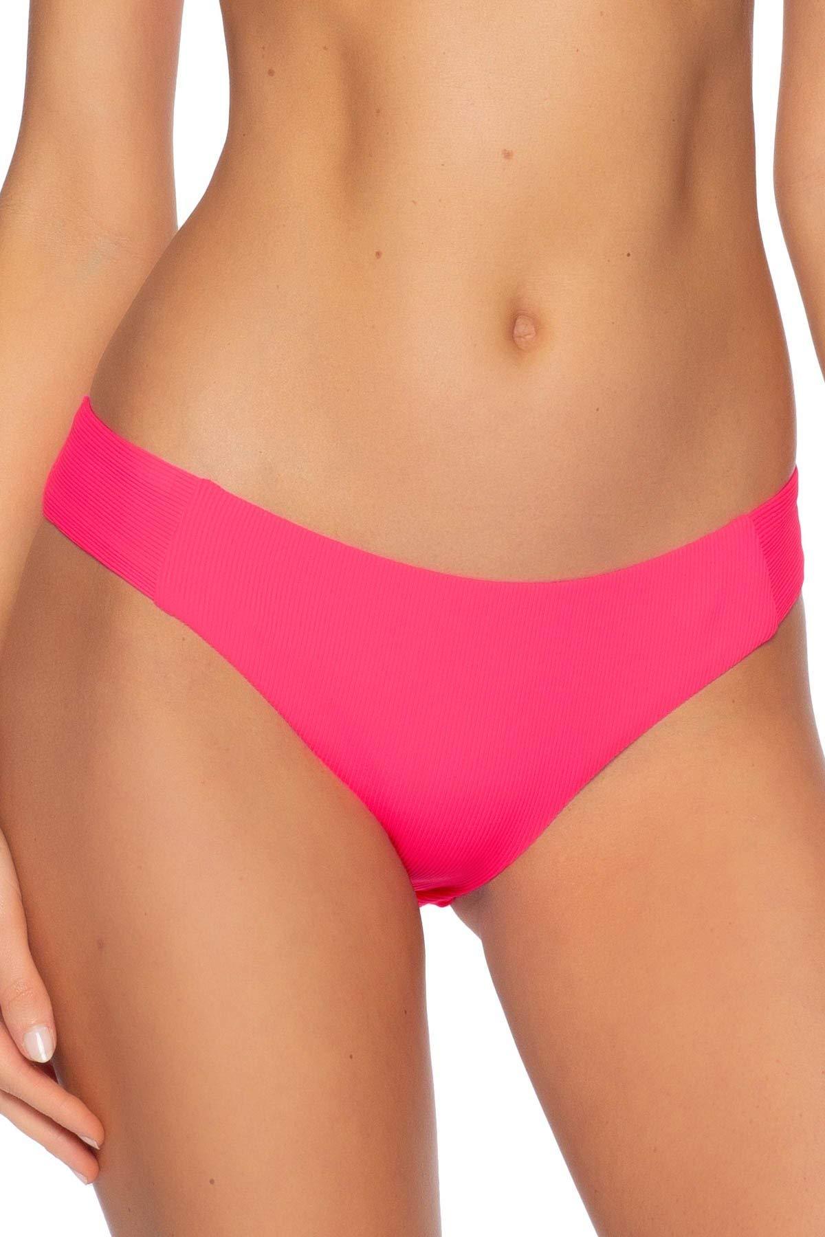 Becca by Rebecca Virtue Women's American Tab Side Hipster Bikini Bottom