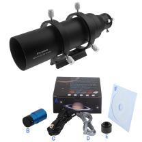 Astromania Camera Easy Autoguiding Set60 - The Key to Successful Planetary Photos