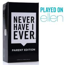 Never Have I Ever   Parent's Edition   Adult Party Game for The Parents - Laugh with Your Friends About Parenting and Raising Your Kids