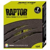 U-Pol Products RAPTOR Tintable Truck Bed Liner 1.7 Voc Kit - 4 Liter