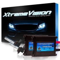Xtremevision 35W Xenon HID Lights with Premium Slim Ballast - 9012 6000K - 6K Light Blue - 2 Year Warranty