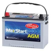 Delphi BU9034 Group 34 AGM Battery, 1 Pack