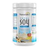Naturade Total Soy All-Natural Original Powder – French Vanilla – 17.88 oz