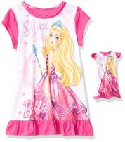 Barbie Girls' Fantasy Nightgown