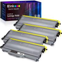 E-Z Ink(TM) Compatible Toner Cartridge Replacement for Brother TN330 TN360 TN-330 TN-360 High Yield to use with DCP-7040 DCP-7030 MFC-7840W HL-2140 MFC-7340 MFC-7440N HL-2170W HL-2150N (Black, 4 Pack)
