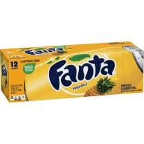 Fanta Pineapple, 12 fl oz (pack of 12)
