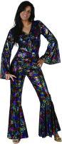 UrAmmi Way 1980'S Disco Costumes for Women Disco Clothing