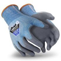 HexArmor Helix 2066 Silicone Free Seamless Work Gloves with Grip and Dexterity, XX-Large