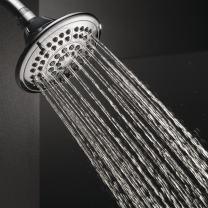 Delta RP78575 5-Setting Touch-Clean Showerhead, Chrome