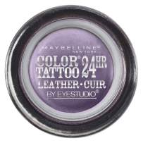 Maybelline New York Eyestudio ColorTattoo Metal 24HR Cream Gel Eyeshadow, Vintage Plum, 0.14 Ounce (1 Count)