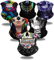 Face Bandanas for Sports, Outdoors, Sport Headband Neck Gaiter