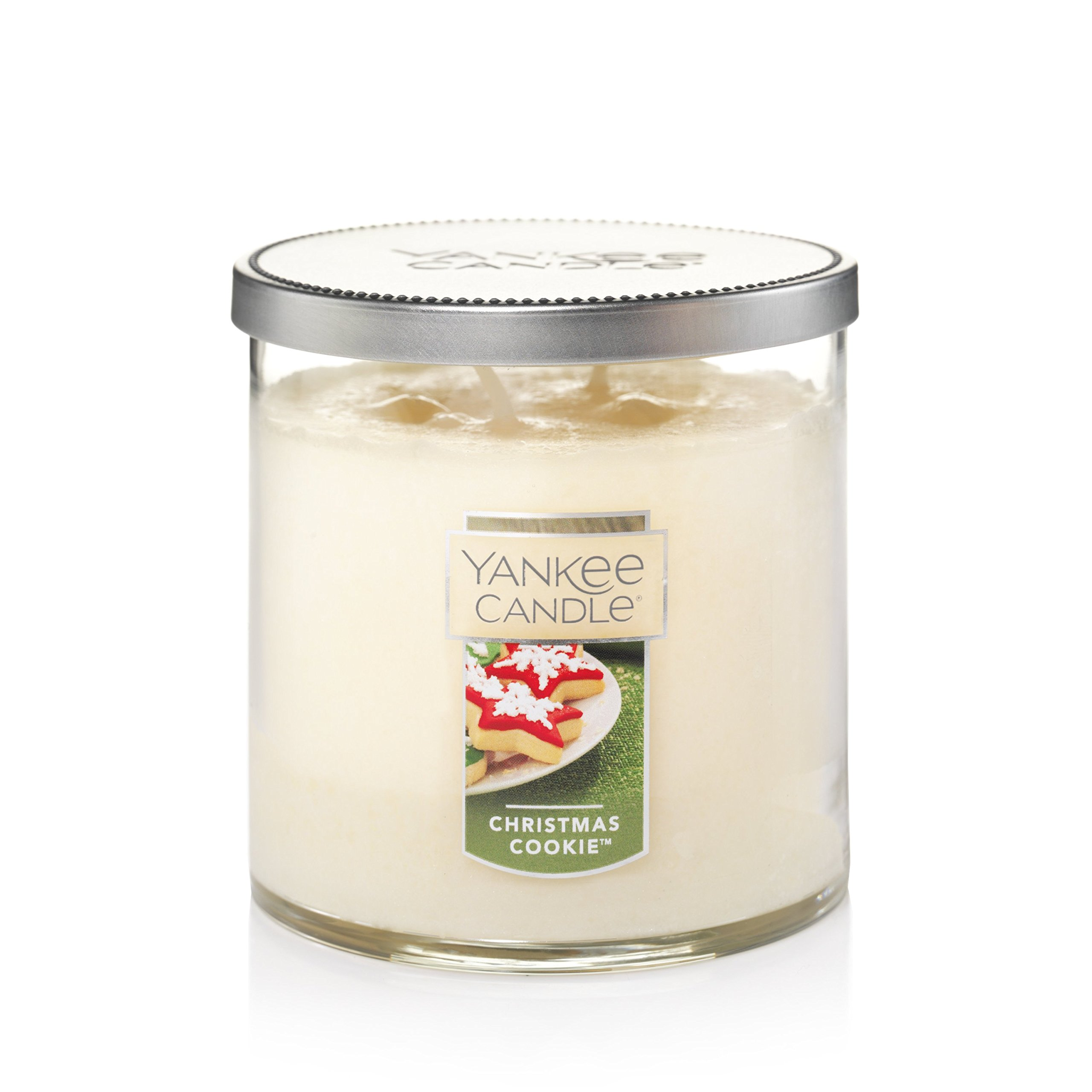 Yankee Candle Medium 2-Wick Tumbler Candle, Christmas Cookie