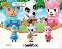 Animal Crossing Series 3-Pack Amiibo (Animal Crossing Series)